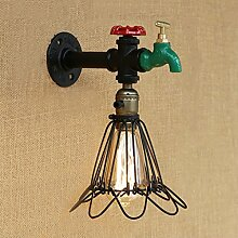 XUEPING Wandlampe Wandleuchte Dekoration