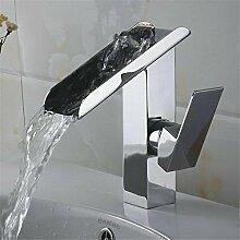 XUEQIANG High-end-Armaturen Waschbecken hoch über