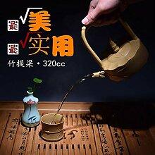 XueQing Teekanne, Eimer mit Schlamm, Goldstück,