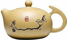 XueQing Teekanne (Farbe: Gelb)