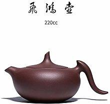 XueQing Teekanne für Zuhause Kongfei Hong Pot