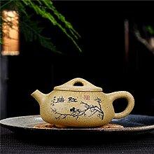 XueQing Teekanne, handgefertigt, in Geschenkbox,