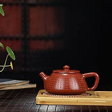 XueQing Teekanne mit rotem Herz,