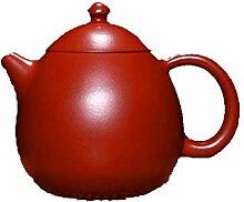 XueQing Teekanne mit roten Dracheneiern, Hot Kung