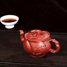 XueQing Teekanne mit Teekanne für unterwegs