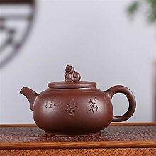 XueQing Teekanne / Teekanne für Kung Fu, Viole