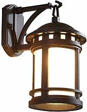 XUEYAN Außenwand-Hoflampe der amerikanischen