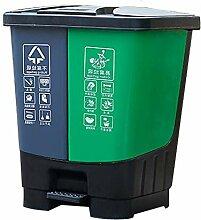XUEYAN Große Mülleimer Klassifizierung