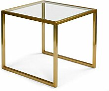 XUQIANG Moderner, minimalistischer Tisch aus