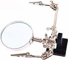 XUSHEN-HU Schreibtischlupe Reparatur Handy