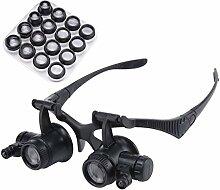 XUSHEN-HU Tools Head-Mounted-Glas