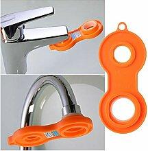 XUSHEN-HU Werkzeuge Kunststoff Sprinkle Wasserhahn