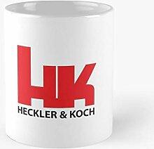 xuthonaz Heckler Koch Best 11 oz Kaffeebecher -