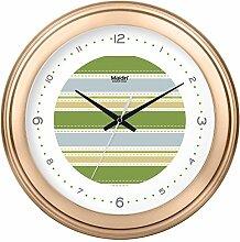 XWAN - Das Wohnzimmer Wanduhr rund um die Uhr