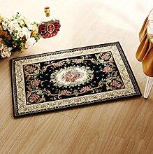 XWG Küche Bodenmatte / Fußmatte / Eingang Fuß-Pad / Badezimmer rutschfeste Matte / European-style Hause pad / Benutzerdefinierte mat / Tür pad / Teppich ( farbe : 7# , größe : 100*150cm )
