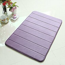 XWG Teppich/ Badezimmer absorbierende Matte / Füße / Kitchen mat / Lange Badezimmermatte / Rutschmatte / Türmatten ( farbe : 4# , größe : 40*60cm )