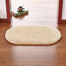 XWG Teppich/ Fußmatte / Fußmatte / Schlafzimmer Nachtmatte / Halle Bodenmatte / Badezimmer rutschfeste Matte / Badezimmer absorbierende Kissen ( farbe : 4# , größe : 40*60cm )