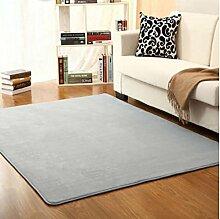XWG Teppich Mat / Einfache Farbe Teppich / Wohnzimmer Teppich / Schlafzimmer Bedside Teppich / Badezimmer Teppich ( farbe : 2# , größe : 1.4*2cm )