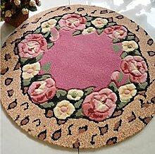 XWG Teppichmatte / Antirutschmatte / Schnittblume Veranda Eingangstür Matte / Tür Haustür -Matte / Küche dicke Matte / Balkon Matte / Korridor Matte / Badematten ( farbe : 4# , größe : 50*80cm )