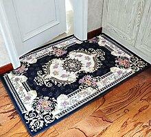 XWG Teppichmatte / verdickte in die Türmatte / Eingang saugfähige rutschfeste Matten / Wohnzimmerteppich Matte / Tür-zu-Tür-Matte / Schlafzimmer Matten Decke ( farbe : 1# , größe : 100*140cm )