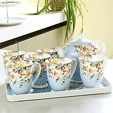 Xwuhan Keramik Tasse Set Hitzebeständiger Keramik