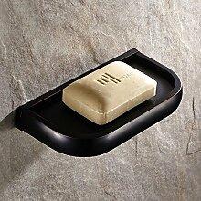 XX&GXM 2017 Neu David einfache schwarze Villagecopper Sanitärraum-accessoires Seife Regal Seifenschale aus Keramik(Küche zu Hause, Geschenke)