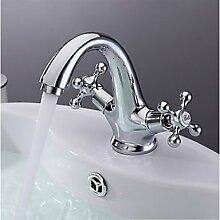 XX&GXM Badezimmer Waschbecken Armaturen Hebelmischer
