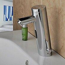 XX&GXM Moderne Chrom Waschbecken Wasserhahn, z