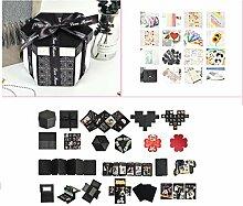 XX Xiaoxiao DIY Explosion Box, handgemachte