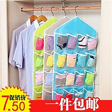 XXAICW Tasche - hängende Garderobe Transparent