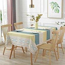 XXBFDT Life Tischdecke Tischdekoration - Haushalts