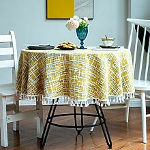 XXBFDT Life Tischdecke Tischdekoration - Mit