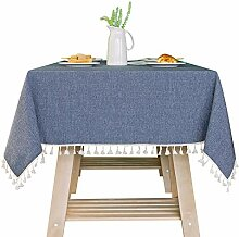 XXBFDT Pflegeleicht Garten Zimmer Tischwäsche -