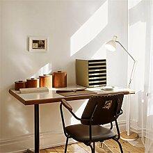 XXFFH® Stehleuchten Floor Lamps Indoor Light Led Faltbar Einstellbare Einfache Moderne Schlafzimmer Wohnzimmer Tischlampen Vertikale Dekoration Bodenleuchten , White , 5W