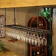 XXH Amerikanischer industrieller Weinglas-Halter