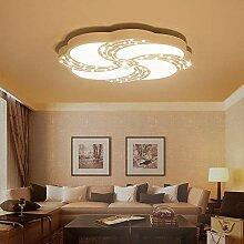 XXIONG LED-Lampe Schlafzimmer Decke Wohnzimmer