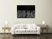 XXL Acryl Gemälde in 100x140cm abstrakte Kunst im