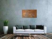 XXL Acryl Gemälde in 55x100cm abstrakte Kunst im
