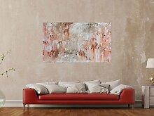 XXL Acryl Gemälde in 90x150cm abstrakte Kunst im
