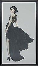XXL-Bild Kunstdruck Glasscheibe Rahmen Kunststoff