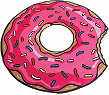 XXL Donut Badetuch - Donut Strandtuch Duschtuch