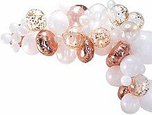 XXL Luft-Ballon-Girlande/Hochzeits-Ballons