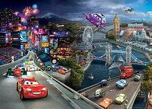 XXL Poster Fototapete Disney Pixxar Cars 2 Cars