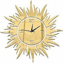 XXL Wanduhr mit Uhrwerk aus Acryl DIY 3D