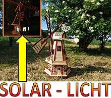 XXL windmühle, Gartenwindmühle 100 cm,