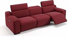 XXL Wohnlandschaft Stoff Relaxsofa Sofa