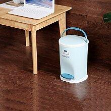 XXLJT PP-Material Mülleimer Badezimmer Küche