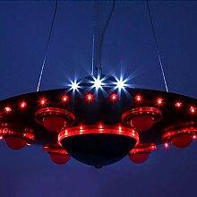 XXQ LED das Wohnzimmer Pendelleuchte UFO Fliegende