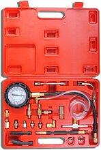XXR Werkzeuge PRO 21 Stücke GARAGE Motor Auto VAN Ölpumpengruppe Wasserdruck Prüfung TEST KIT