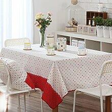 XXSDDM Landhaus Tischdecke Tischdecke, Einfache